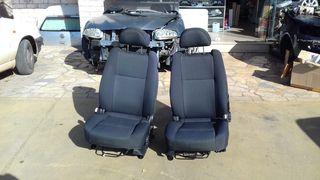 Σετ καθισματα οδηγου-συνοδηγου για Chevrolet  Daewoo Kalos 2Θ 2002-2005