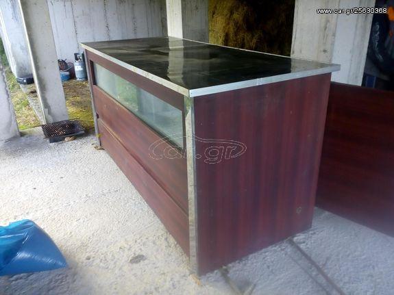 Ψυγείο κατάψυξης για αποθήκευση τελάρα με κυριθρες