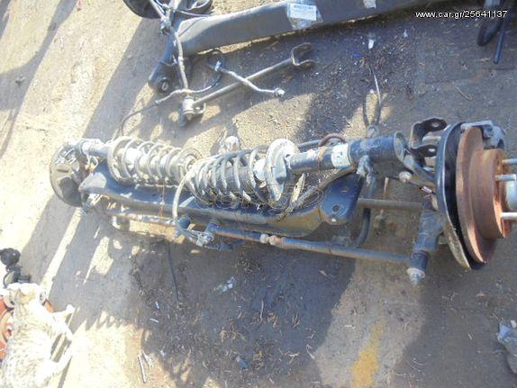 Πίσω Άξονας Δισκόπλακες -ABS 55350-2L200 για HYUNDAI COUPE (1997- 1999) (RD) , (1999 - 2001) (RD) *ΔΒ* | Kiparissis - The King of Parts