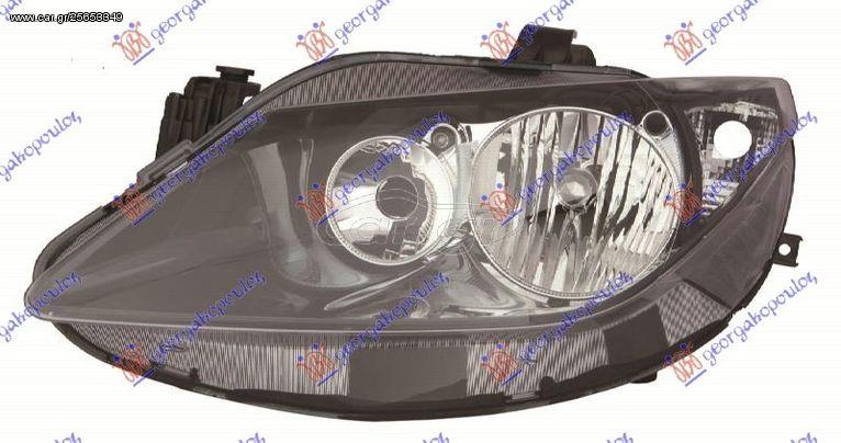 Φανάρι Εμπρός SEAT IBIZA Ηatchback / 5dr 2008 - 2013 ( 6J ) 1.0  ( CHYB  ) (75 hp ) Βενζίνη #070105284