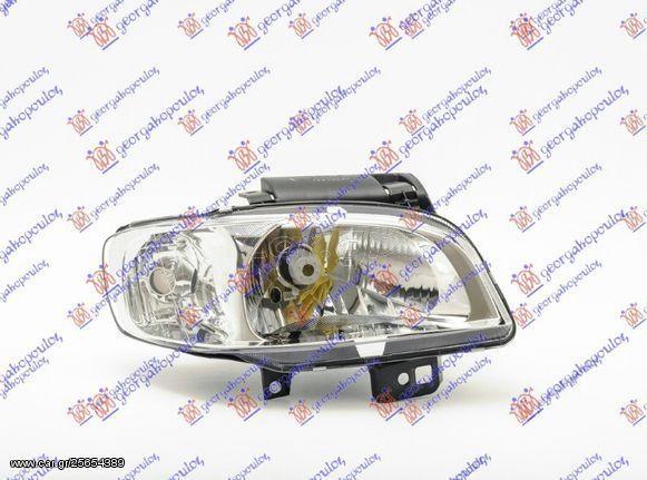 Φανάρι Εμπρός SEAT IBIZA Hatchback / 3dr 1999 - 2002 ( 6K ) 1.0  ( AAU  ) (45 hp ) Βενζίνη #015305133