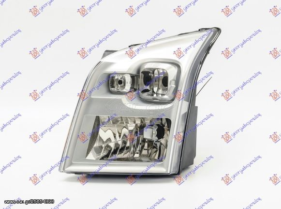 Φανάρι Εμπρός FORD TRANSIT Van 2006 - 2012 2.2 TDCi  ( QVFA  ) (110 hp ) Πετρέλαιο #029705147