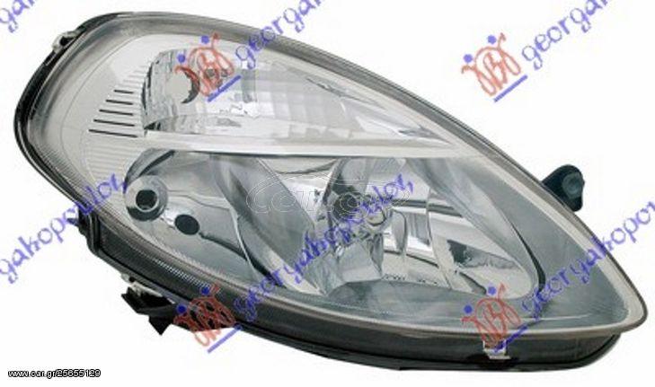 Φανάρι Εμπρός LANCIA YPSILON Hatchback / 3dr 2003 - 2006 ( 843 ) 1.2  ( 188 A4.000  ) (60 hp ) Βενζίνη #019705133