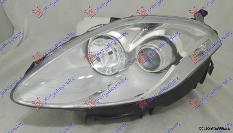 Φανάρι Εμπρός FIAT BRAVO Hatchback / 5dr 2011 - 2014 1.4 (198AXA1B)  ( 192 B2.000  ) (90 hp ) Βενζίνη #066905288