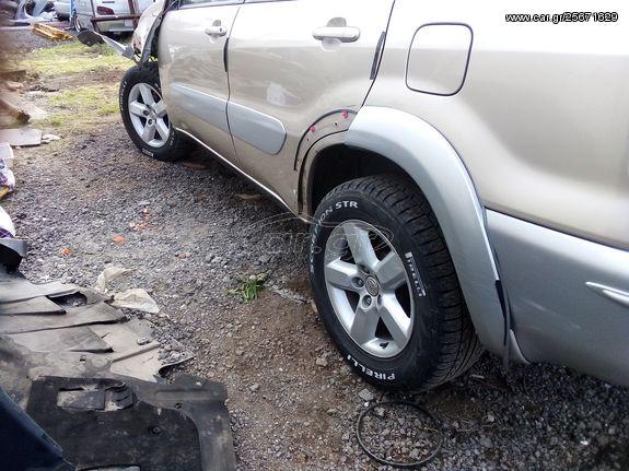 Ζάντεσ αλουμινίου 16 Toyota RAV 4 2005