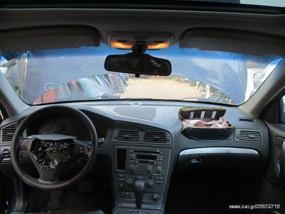 Αεραγωγοί-Αναπτήρες-Καθρέπτες Volvo s60 '01