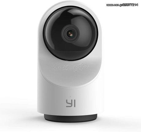 Yi Technology 1080p Dome X Camera White (YYS.3017) (σε 3 άτοκες ή 4 εώς 36 δόσεις)
