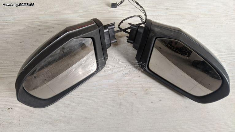 Ηλεκτρικοί καθρέπτες οδηγού-συνοδηγού από Mercedes A Class (W169) 2004-2008 (7-pins)