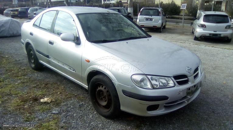 NISSAN ALMERA N16 SEDAN - 2001 - IKAS CARS - ΜΑΚΕΔΟΝΙΑ