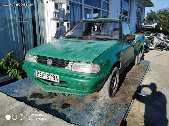 VW CADDY DIESEL