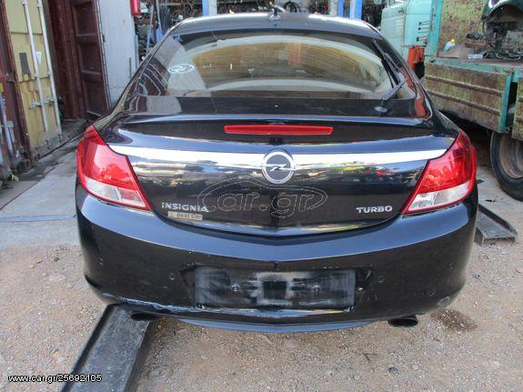 Τζαμόπορτα Κομπλέ Opel Insignia '09
