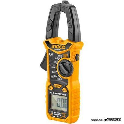 Αμπεροτσιμπίδα AC INGCO DCM6003