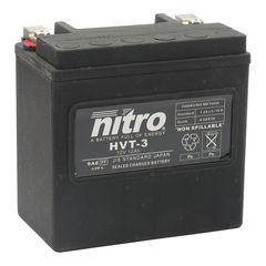 ΜΠΑΤΑΡΙΕΣ NITRO HVT BATTERY-04-20 XL/08-12 XR1200/14-20 XG750/500 Street/17-20 XG 750A Street Rod/08-10 Buell 1125R/CR-