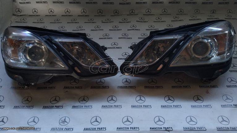 Φαναρια γνησια μπροστινα απο Mercedes-Benz E-CLASS W212