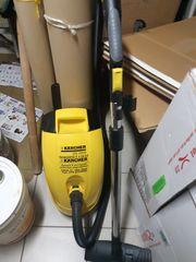 Ηλεκτρικη Σκουπα ,KARCHER- DS 5500 (2 Pcs)
