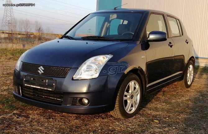 Suzuki Swift 2006  ★VVT-I★BENZINH★1300cc