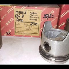 MAHLE Pistons 0116511 for OPEL