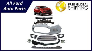 Ecosport 2013-2017 Front Bumper Complete Kit Ford OE Quality Parts New FREE Shipping