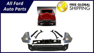 EcoSport 2013-2017 Rear Bumper Complete Kit Ford OE Quality Parts New FREE Shipping