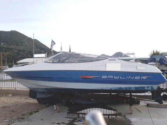 Bayliner '92 CAPRI 1850 (5,59M)