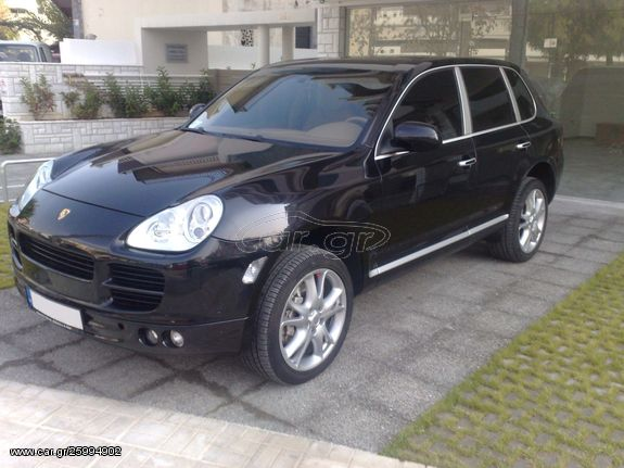 Porsche Cayenne '05 Προσφορά