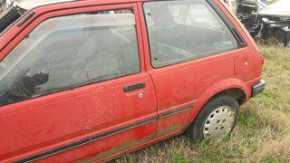 starlet 1988 2πορτο 1000cc 12v
