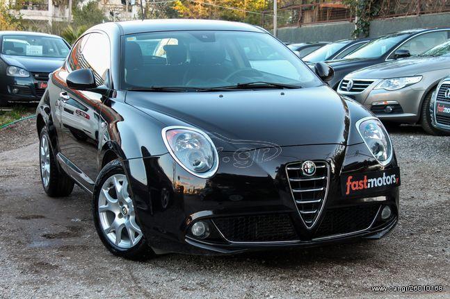 Alfa Romeo Mito '13 Ελληνικό,1 χέρι,1 Έτος Εγγύηση