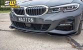 ΧΕΙΛΑΚΙ / LIP ΠΡΟΦΥΛΑΚΤΗΡΑ MAXTON DESIGN BMW 3 G20 V.2 M-PACK ΜΑΥΡΟ ΓΥΑΛΙΣΤΕΡΟ-thumb-3