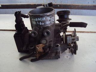 ΠΕΤΑΛΟΥΔΑ ΓΚΑΖΙΟΥ 4A 1.6cc 16V TOYOTA COROLLA (EE 101) 1992-1996 (EG)