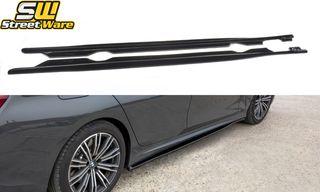 MAΡΣΠΙΕ MAXTON DESIGN BMW 3 G20 M PACK ΜΑΥΡΟ ΓΥΑΛΙΣΤΕΡΟ