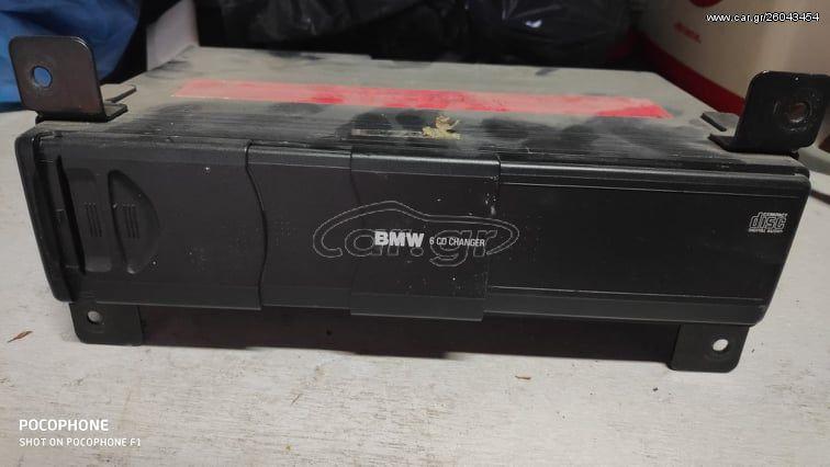 BMW X5 Original 6 CD-MP3-CHANGER