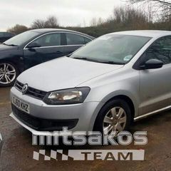 VW Polo 6R 1.2 160.000 ΧΙΛΙΟΜΕΤΡΑ