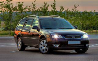 Ford Mondeo iii diesel 2000cc