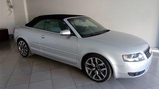 Audi A4 '04 CABRIO 1.8 TURBO