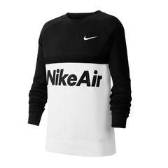 Nike Air Crew Jr CJ7850-010 sweatshirt