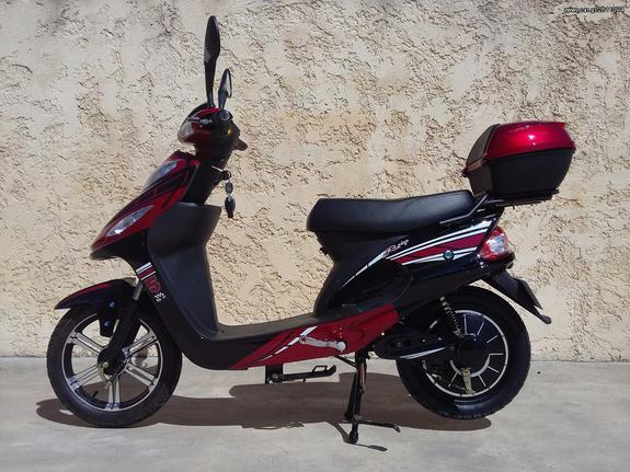 Μοτοσυκλέτα μοτοποδήλατο '19 Hλεκτρικό Ποδήλατο