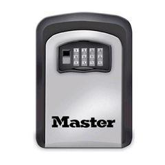 Kλειδοθήκη Select Access ελεγχόμενης πρόσβασης 5401EURD Μ MASTERLOCK με συνδυασμό 4 ψηφίων | 540100112