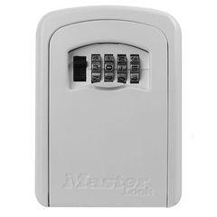 Συσκευή ελεγχόμενης πρόσβασης κλειδoθήκη Select Access  Μ MASTERLOCK 5401EURDCRM με 4 ψηφία | 540110112
