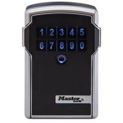 Κλειδοθήκη με δυνατότητα απομακρυσμένου ελέγχου smart MASTERLOCK 5441EURD | 544100112