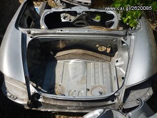 Porsche Boxster πίσω τροπέτο