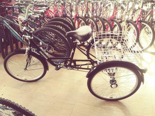"""Ποδήλατο τρίτροχα '20 Τρίκυκλο Jagger 24"""""""