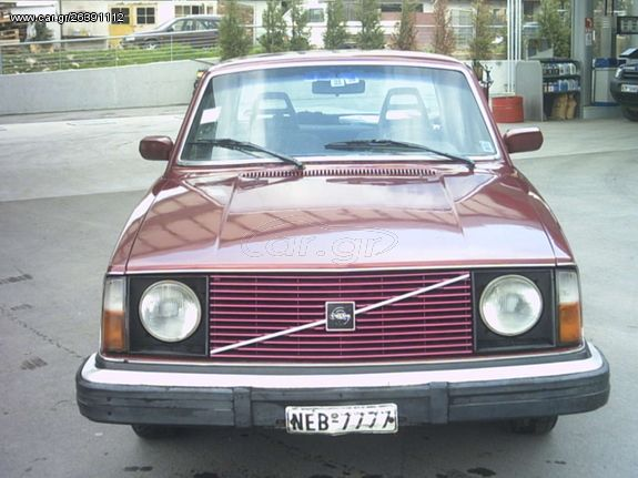 Volvo 244 '77