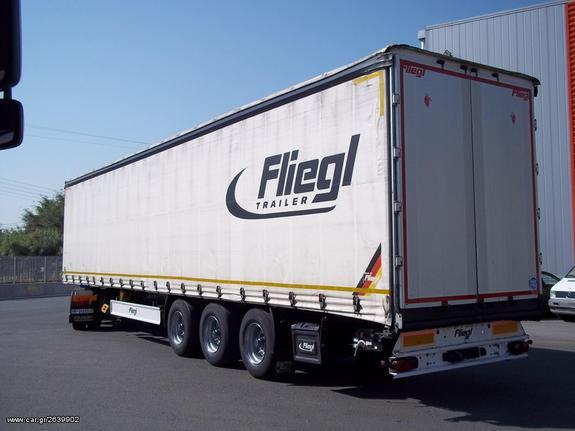 Fliegl '06 σκαφη coil