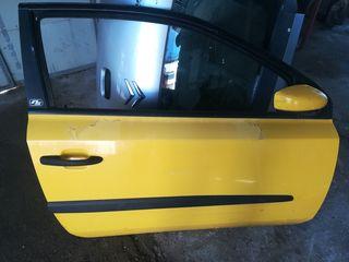 πορτα συνοδηγου-καθρεπτης-γρυλλος παραθυρου-ηλεκτρομαγνητικη FIAT STILO 03' 2πορτο