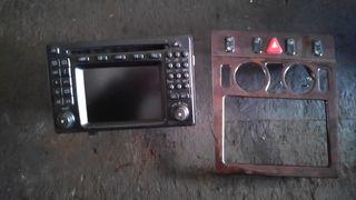Ράδιο  navigation Mercedes-Benz γνήσιο