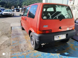 FIAT CINQUECENTO 1993