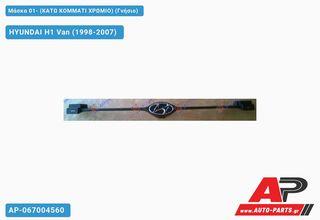 HYUNDAI H1 Van (1998-2007) Μάσκα 01- (ΚΑΤΩ Κομμάτι ΧΡΩΜΙΟ) (Γνήσιο)