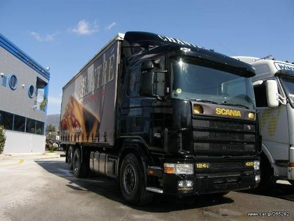 Scania '02 124 SOLD