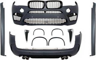 κοπλε Complete Body Kit suitable for BMW X5 (F15) (2013-2018) X5M Design M-Package www.eautoshop.gr