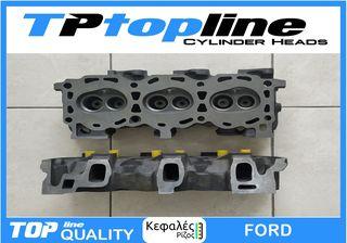 TOPLINE ΚΕΦΑΛΕΣ FORD 2900 V6 ΣΕΤ